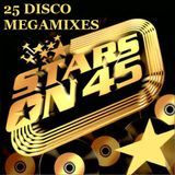 Stars On 45 - 25 Disco MegaMixes