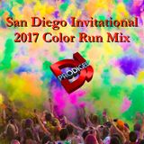 San Diego Invitational 2017 Color Run Mix