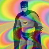 "VRA & Radiocore brings you ""Batman '66"" - The Caped Crusaders go on a psychedelic freak out!"