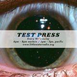 Test Press w/ Ian O'Brien 3/14/18 littlewaterradio.com
