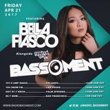 The Bassment 04/21/17 w/ DJ Bella Fiasco