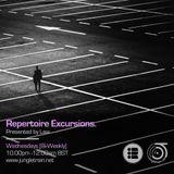 Ben Repertoire - Repertoire Excursion 31 - Jungletrain [29-08-18]