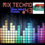 Mix techno #43 (Serious Beats vol.83 - 2016)