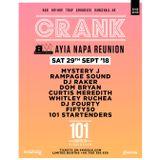 @DJMYSTERYJ | @CrankEvent 29th September | 101 Birmingham