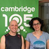 Nuria Lopez-Bigas interview in 2017 on Cambridge 105 Science