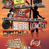 Tic Tac Trance #135 with Martin Mueller