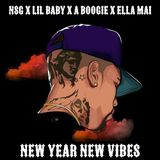 NEW YEAR NEW VIBE MIX 2019 (HIP-HOP/RNB/UKAFRO)NSG, LIL BABY, A BOOGIE, ELLA MAI, RUSS, & MANY MORE