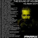 Parax- The Sound Of House Podcast Episode # 39 (Yearmix 2014)