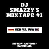 Germany VS. America - 2019 Hip Hop Rap RnB Dancehall Mix #1 - DJ SMAZZY