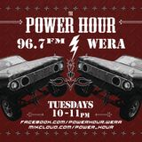 POWER HOUR_WERA-LP_Vol. 51 - !! 1-YEAR ANNIVERSARY / ROCK THE PAPER !!