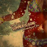 Apple Juice DJ - Summer Is Gone (Promo Mix 2013)