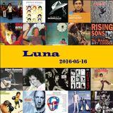 Luna 2016-05-16: Born between 16 & 22 May (W16.19)
