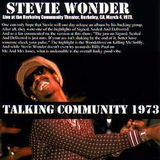 Stevie Wonder -197303-04 Berkeley Community Theate,Berkelely, CA