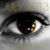 Nikson Mix 019 (July 2013)