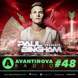 #48 PAUL BINGHAM - AVANTINOVA RADIO