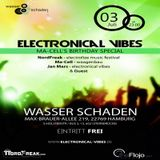 2015.07.03 - electronical vibes club with NordFreak, Ma-Cell, Jan Mars