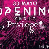 Elio Riso – Live at Privilege Opening Party (Ibiza) – 30.05.2014