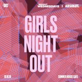 Boxout Wednesdays 081.1 x Absolut - GIRLS NIGHT OUT [10-10-2018]
