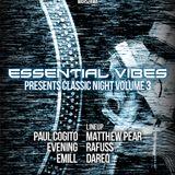 Paul Cogito - Essential Vibes pres. Classic Night III @ Live 25.05.2013