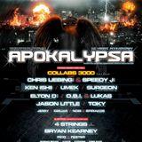 Elton D @ 10 Years Apokalypsa, Brno, Czech Republic - 20.11.2009 (All tracks by Elton D)