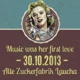 Stephan Strube@Music was her first love 30.10.13 Alte Zuckerfabrik Laucha
