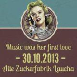 Stephan Strube@Music was her first love 30.10.13 Alte Zuckerfabrik Laucha