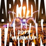 Delta.tw - 2017 ARCADIA Taiwan Warm-up (Trance part)