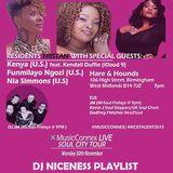 DJ Niceness Playlist/Live snippets 30th Nov MusicConnex Hare & Hounds Birmingham