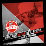 Planet Radio The Club September 2015