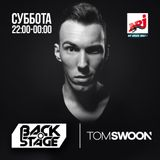 BACKSTAGE NRJ #92 - GUEST MIX BY TOM SWOON