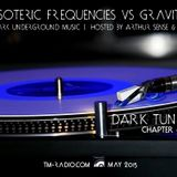 Arthur Sense - Esoteric Frequencies #043: Dark tuned [May 2015] on tm-radio.com