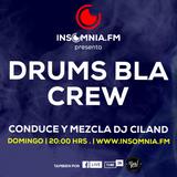 Drums Bla Crew - Ep. #024 17-Septiembre-2018