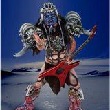 Pustulus Maximus lead guitarist of GWAR 11-2-17