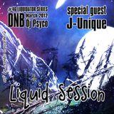 Liquidator # 46 Liquid DNB session Special guest J-Unique march 2012