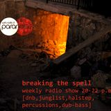 Breaking The Spell - Dubwise part - 03/10/13