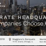 Corporate Headquarters: Why Companies Choose Chicago