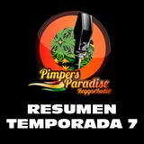 Pimpers Paradise Reggae Radio Prog.209 RESUMEN TEMPORADA 7  30-06-17