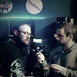 Dj Orbit with Keith Allen on HEAT FM Dublin Feb 2017