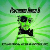 PSYTRONIX-Ringo-B.Psy and Proggy Mix Nr.87(Oktober2017)