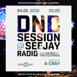 #101 DNB Session - A-Cray