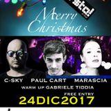 Nightsound pres. Fiesta. Warm Up Gabriele Tiddia @ Dada 24-12-17