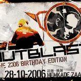 Outblast,Catscan & Negative A  feat Mc Syco & Mc Drip @Outblast Birthday 2006 Hemkade Zaandam
