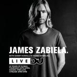 James Zabiela, Danny Howells & Danny Rampling - Live at DJ MAG 25 Years, Work Bar (28-04-2016)
