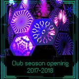 Moscow Club Season 2017-2018. Grand Opening