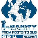 I-Manity 27 Oct 2012 - Strictly HIP-HOP