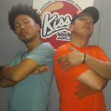 Bionic Boogie Radio Show - DJ Banjo (Japan) on Kiss FM 24/10/2015