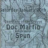 Doc Martin - Live at Unlock The House Los Angeles on January 20th 1996 Part 2 of 2