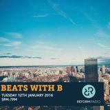 Beats with B 12th January 2016