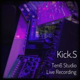 Ten6 studio Live recording