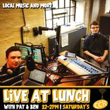 Pat & Ben - @CCRLiveatLunch  - Live at Lunch - 05/04/14 Chelmsford Community Radio